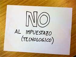 No al impuestazo tecnológico para la respuesta en video YouTube propuesta por Federico Aikawa