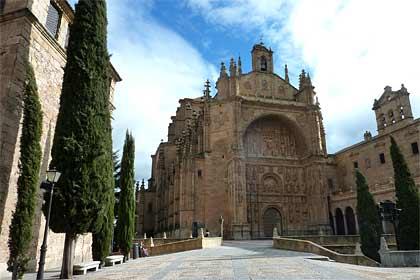 Convento de San Esteban, Cristóbal Colón discutió su proyecto con los dominicos
