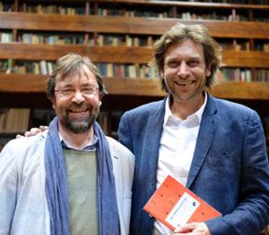 Gustavo Giuliano y Martin Parselis CAi 2018