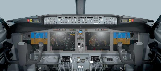 Martin Parselis blog2 simulación 737 MAX flightdeck