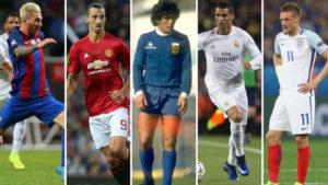 los futbolistas y famosos no existen