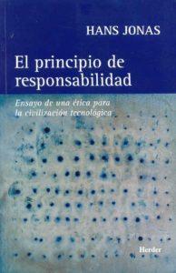 Hans Jonas El principio de responsabilidad