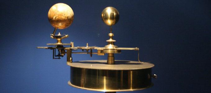 Planetario Tierra Sol Foto Tamorian