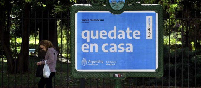 Quedate en casa coronavirus argentina cuarentena